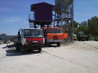 betonárna vlšim